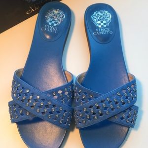 Vince Camuto Poolside Sandals NEW